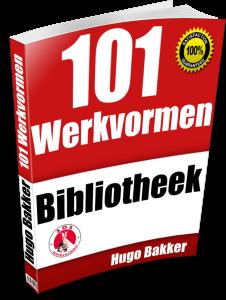 101 werkvormen bibliotheek ecover