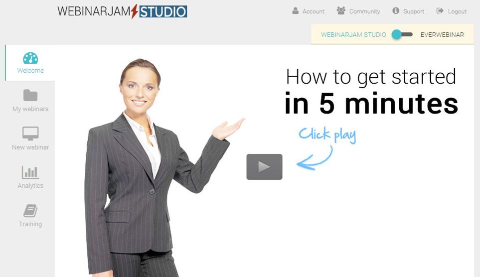 Hoe maak je een webinar aan in Webinarjam