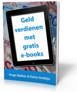 3D-cover eBook Geld verdienen met gratis eBooks - kopie