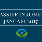 passief inkomen januari 2017