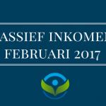 passief inkomen rapportage februari 2017
