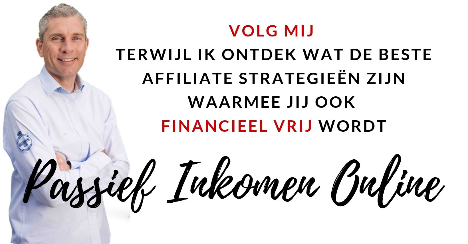 passief inkomen met affiliate marketing